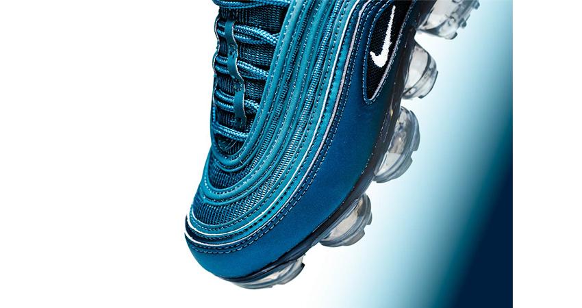 ae22cde5a7 Make Your Wave With The Nike Air VaporMax 97 Metallic Dark Sea ...