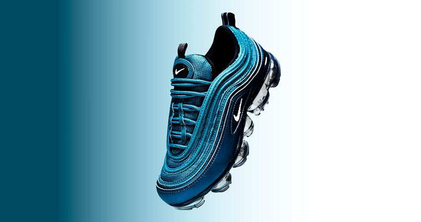 Make Your Wave With The Nike Air VaporMax 97 Metallic Dark Sea