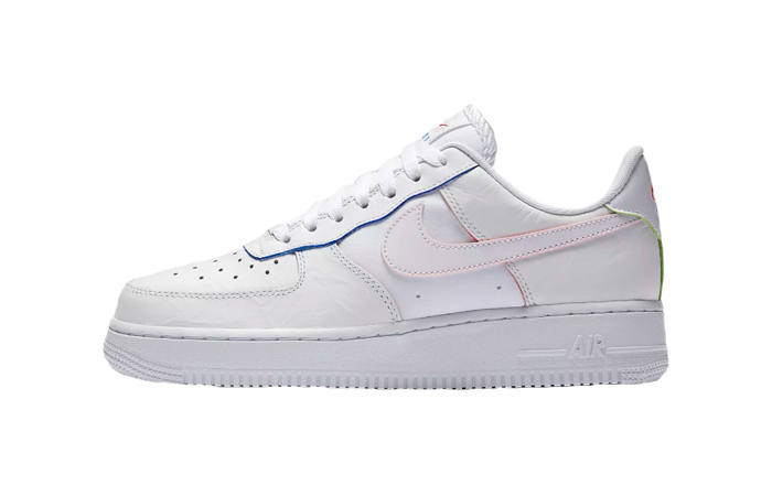 quality design fca2a bf227 Nike Air Force 1 Low Triple White Womens AQ4139-100