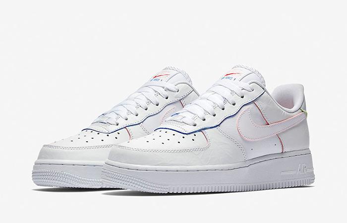 1 Air Force Low White Womens 100 Aq4139 Nike Triple TKlF1Jc3