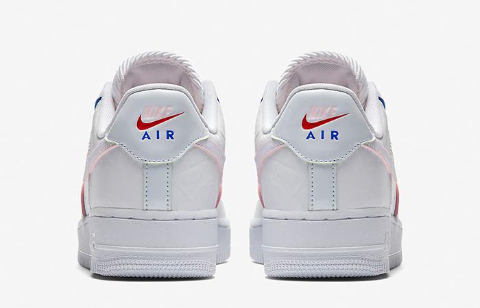 quality design 33d69 fc9e2 Nike Air Force 1 Low Triple White Womens AQ4139-100