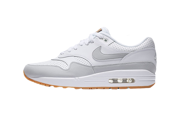 outlet store 4f27e bfbba Nike Air Max 1 White Gum AH8145-103 – Fastsole