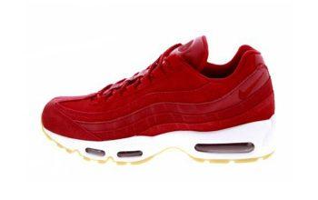 Nike Air Max 95 Premium Gym Red 538416-602