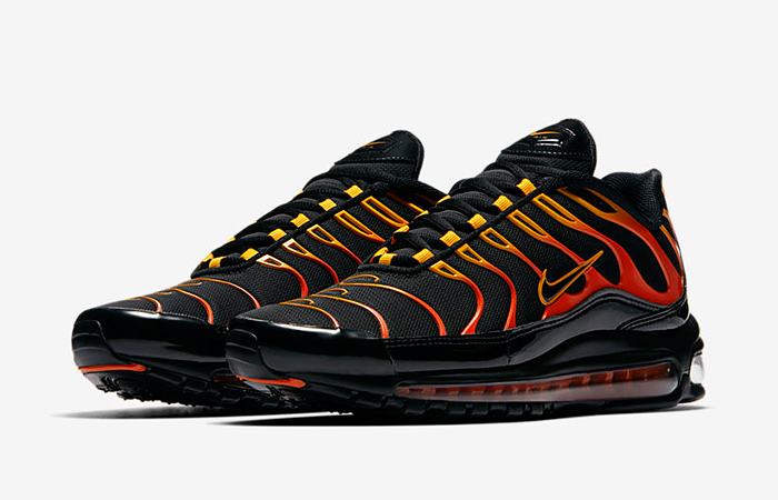 Nike Air Max 97 Plus Shock Orange AH8144-002