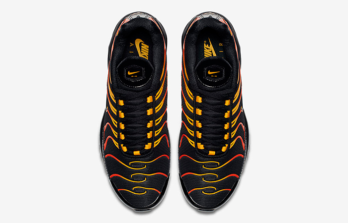 Nike Air Max 97 Plus Shock Orange AH8144 002