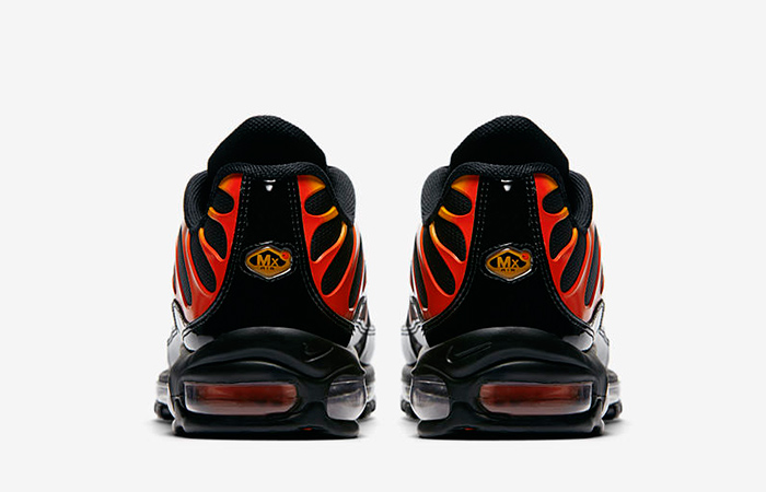 cheap for discount 29dfb 33ef9 Nike Air Max 97 Plus Shock Orange AH8144-002