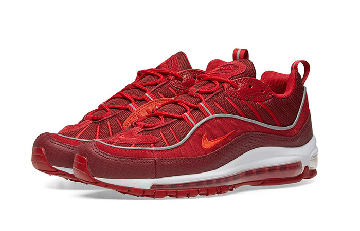 Nike Air Max 98 Gym Red AO9380 600