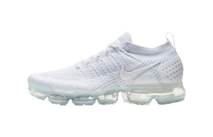cheaper 958c7 db48d Nike Air VaporMax 2 Triple White 942842-100