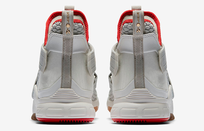 new style 45593 743c7 Nike LeBron Soldier 12 Light Bone AO2609-002