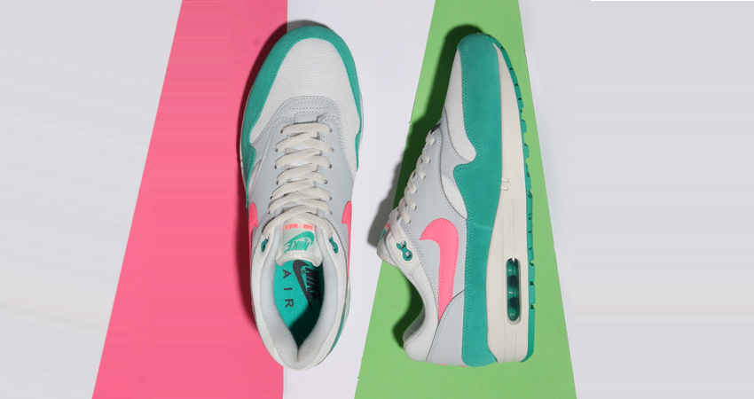 9bfcc61ec038 Official Look At The Nike Air Max 1 South Beach