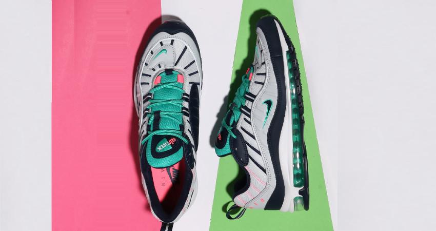 Official Look At The Nike Air Max 98 South Beach