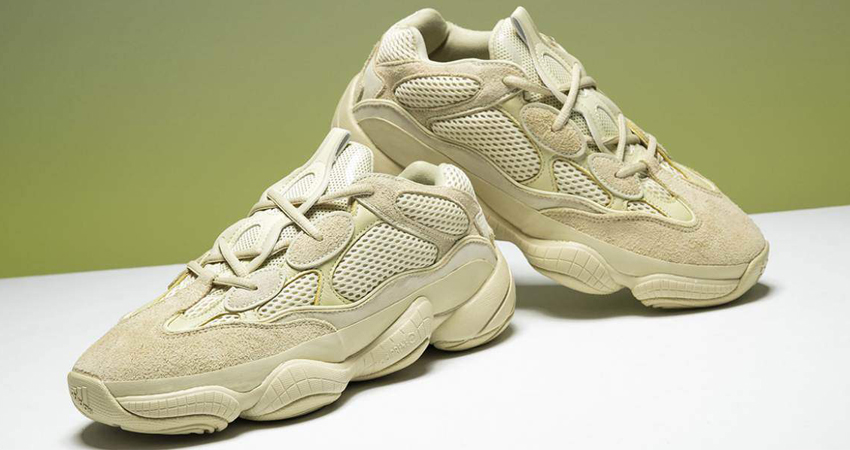 Official Store List For The adidas Yeezy 500 Super Moon Yellow