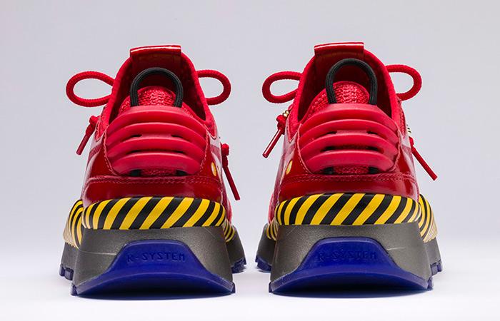 36e3c3e1b618 PUMA RS-0 Sonic Dr Eggman SEGA Red 368350-01 – Fastsole