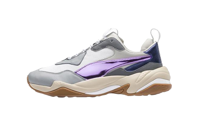 separation shoes 24513 33cf8 PUMA Thunder Electric White Pink Womens 367998-01 01 ...
