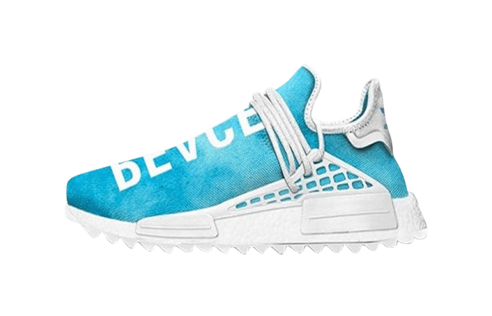 196ff7614 Pharrell adidas NMD Hu China Exclusive Peace Blue F99763 – Fastsole