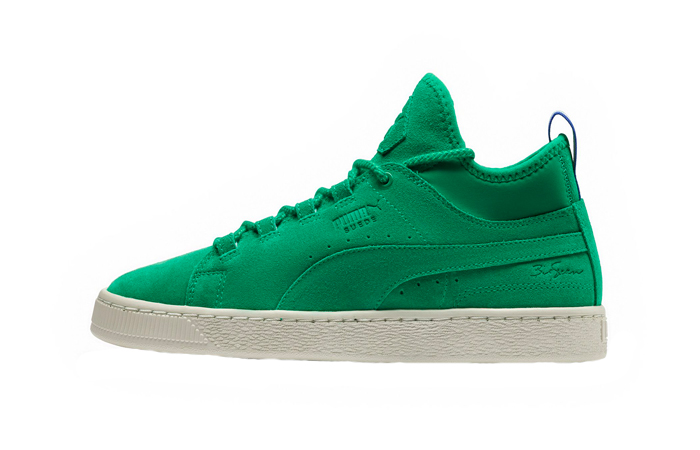 new arrival 7a3ea 70e29 Puma Big Sean Suede Mid Jelly Bean 366252-02