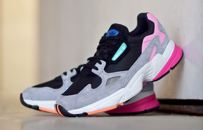 Take A Look At The Unveiled adidas Falcon In A Bright New Colourway ft