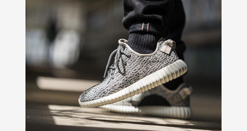 6db905efde577 The adidas Yeezy Boost 350 Turtle Dove Gets A Restock With A Hefty Price  Tag!