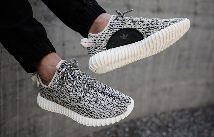 The adidas Yeezy Boost 350 Turtle Dove Gets A Restock With A Hefty Price Tag! ft