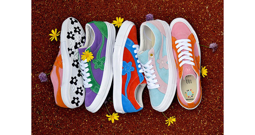 Tyler, the Creator's Converse GOLF Le FLEUR Colourways Are Hitting Streets June 1st