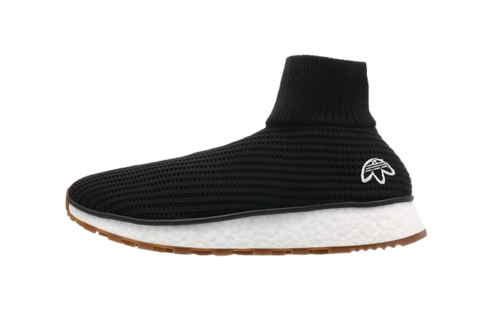 40009fbe703 adidas Alexander Wang Run Black White AQ1230 – Fastsole