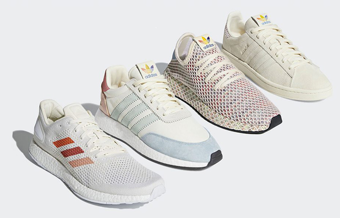 adidas Originals Release New Pride Pack To Honour LGBT Community ft