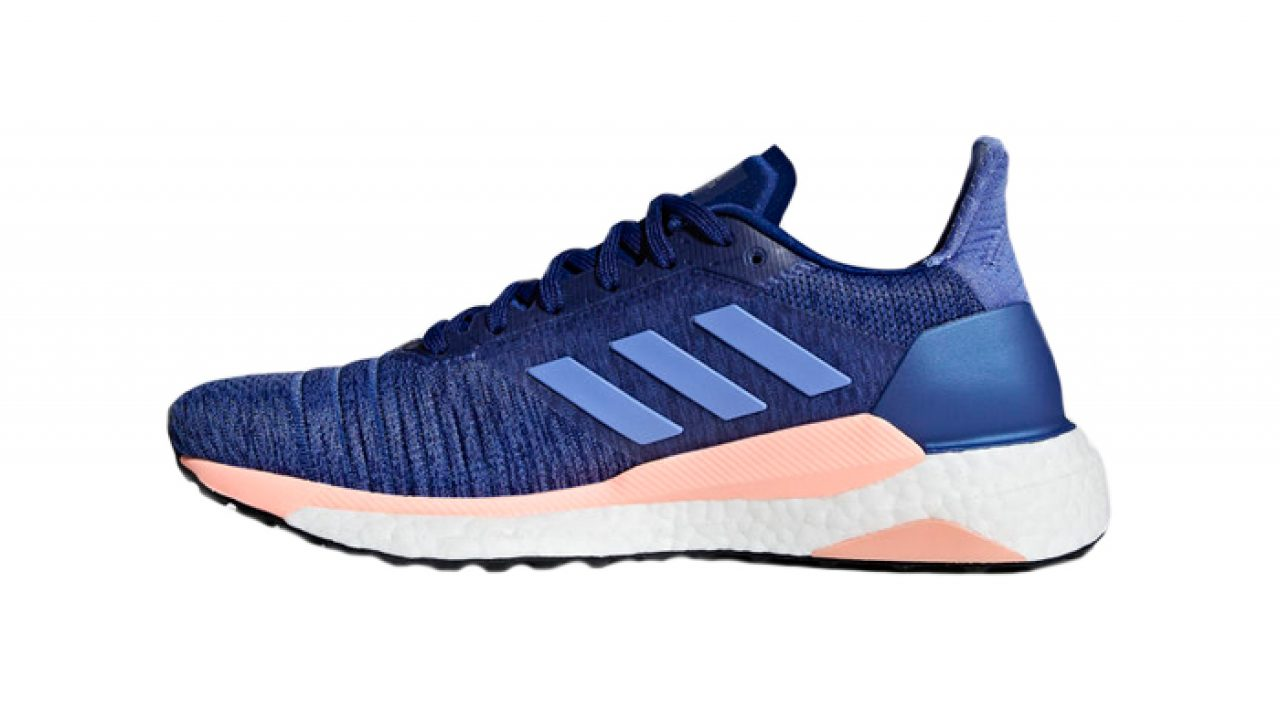 adidas Originals Solar Glide Blue Womens AQ0334