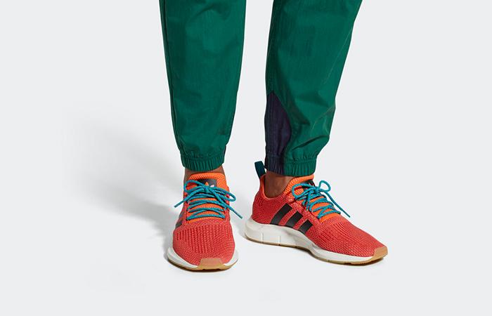 69e3eb64d adidas Swift Run Summer Trace Orange CQ3086 – Fastsole