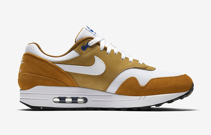 atmos x Nike Air Max 1 Curry 908366 700