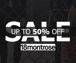 18MONTROSE Summer Sale 2018