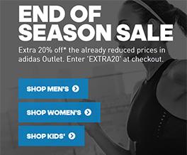 ADIDAS Summer Sale 2018