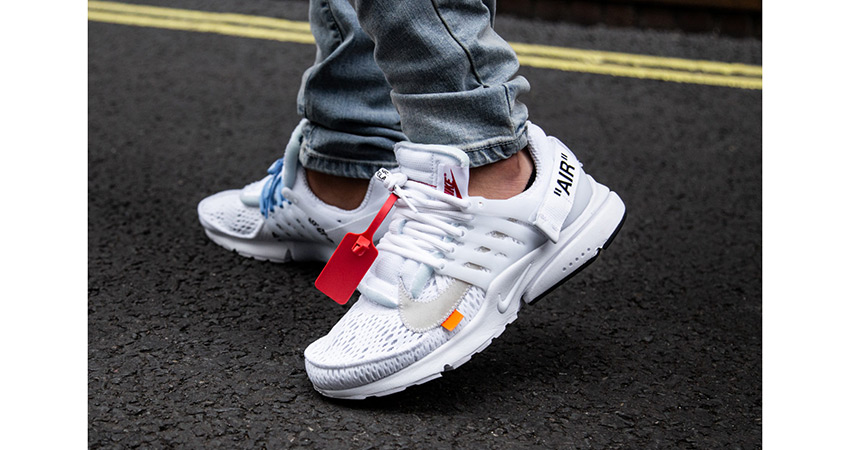 496ad1ef139a89 A Closer Look At The Off-White Nike Presto White – Fastsole