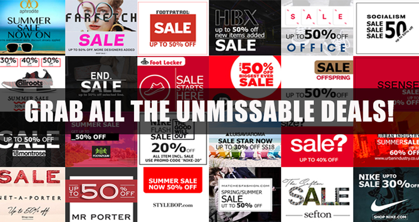 03db141d2 All The Great Summer Sale Deals Not To Be Missed. The sneaker has become a  ...