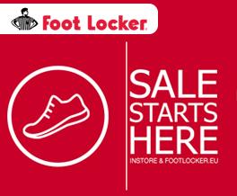 FOOTLOCKER Summer Sale 2018
