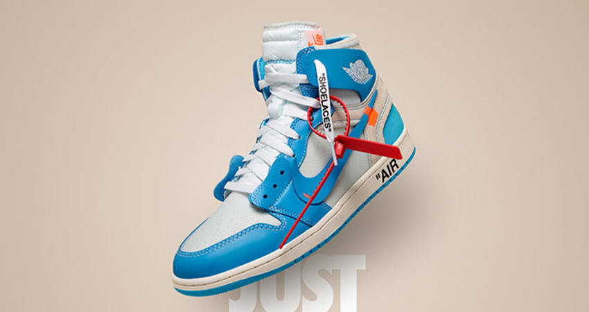 5bf8781b4097e8 Here Is The Off-White x Jordan 1 UNC Blue Complete Raffles List 01