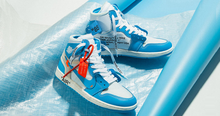 a92fb2fda58d96 Here Is The Off-White x Jordan 1 UNC Blue Raffles List – Fastsole