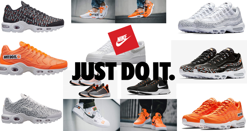 How To Cope With The Upcoming Just Do It Release