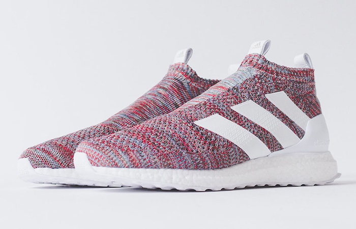 the best attitude 2dc37 fef9d Kith adidas Soccer ACE 16+ Purecontrol Ultra BOOST Multi