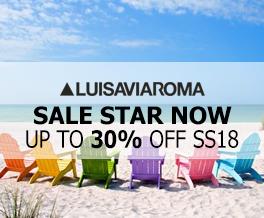 LUISAVIAROMA Summer Sale 2018