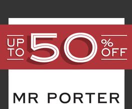 MR PORTER Summer Sale 2018