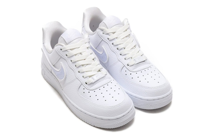 separation shoes e69ea 7e8ab ... Nike Air Force 1-100 Triple White AQ3621-111 02 ...