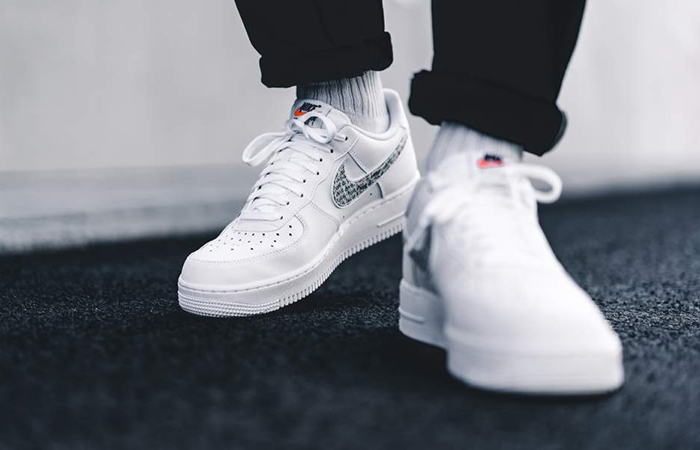 e11811bad ... Nike Air Force 1 Low Just Do It Pure White BQ5361-100 05 ...