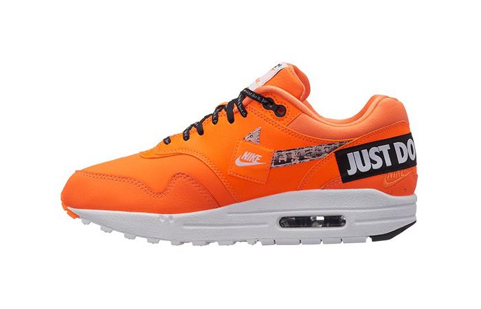 Womens Nike Do Orange Max Air Just 917691 800 1 It rhdtsQ