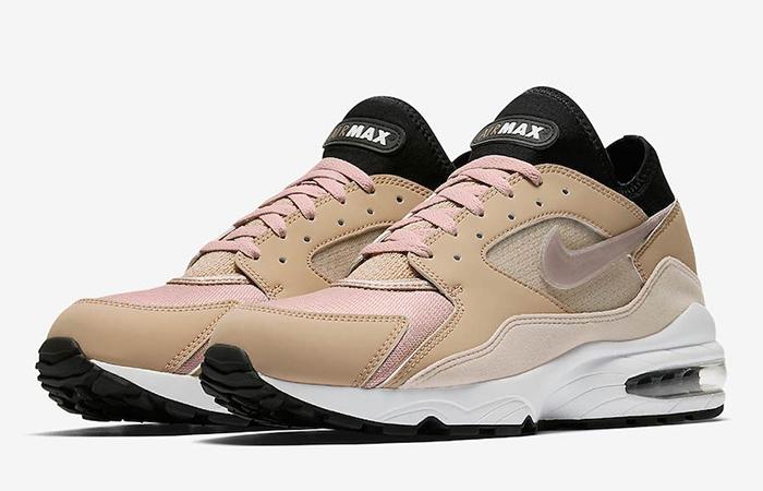 Nike Air Max 93 Sand 306551 202