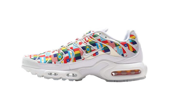 online retailer 57f42 8d46b Nike Air Max Plus NIC AO5117-100