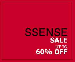 SSENSE Summer Sale 2018
