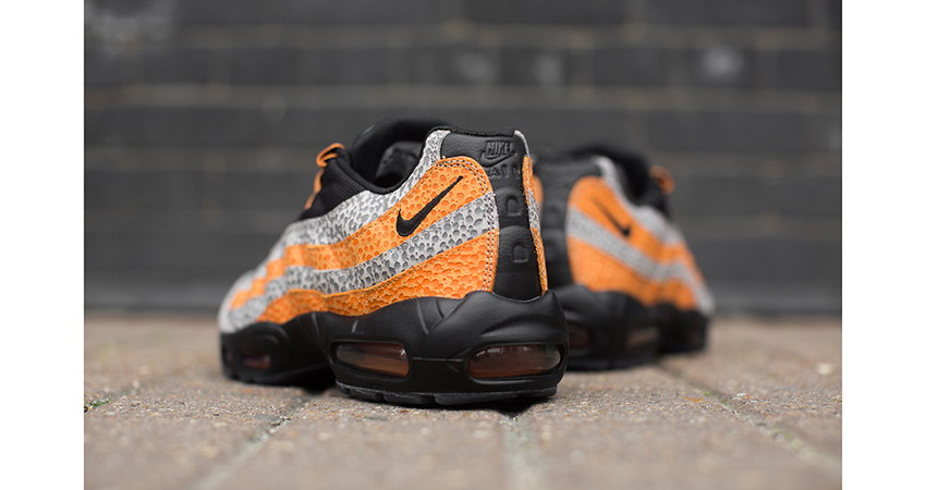 wholesale dealer 03a41 f7fff Size? And Nike To Drop Exclusive Air Max 95 Safari – Fastsole