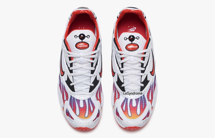 0051b63fc38c9 Supreme Nike Zoom Streak Spectrum Plus White Red AQ1279-100 – Fastsole