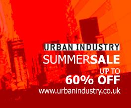 URBAN INDUSTRY Summer Sale 2018