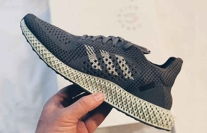 Will We See The adidas Consortium Futurecraft 4D In Grey ft